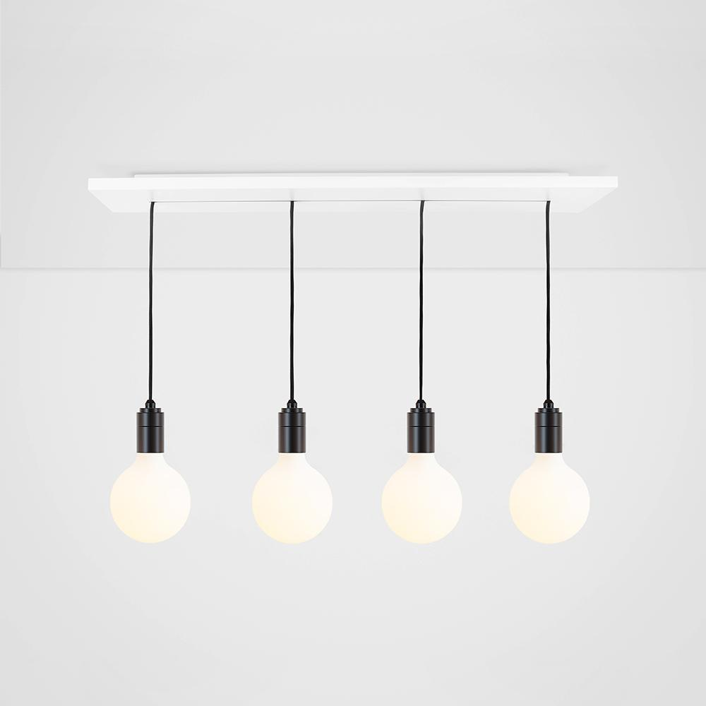 Porcelain-III-Graphite Pendant-Ceiling-Light-Feature-Collection-Tala